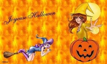 Hallowen petit