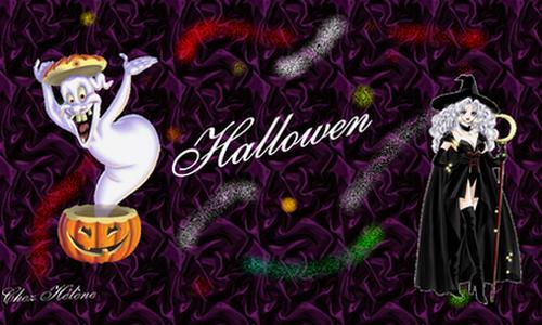 Joyeuse hallowen